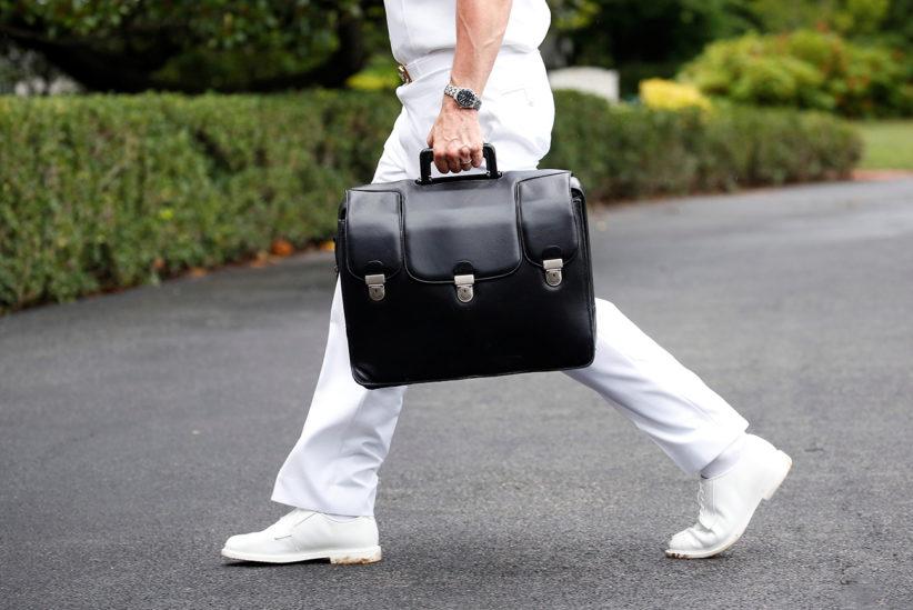 NWBM suitcase
